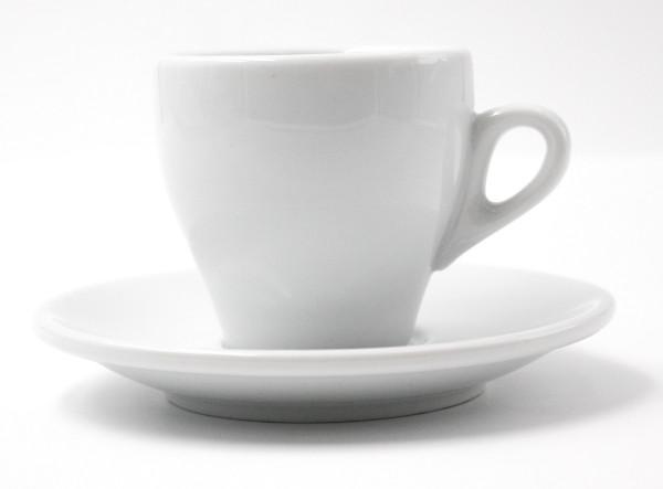 Nuova Point Kaffeetasse MILANO weiß 160 ml