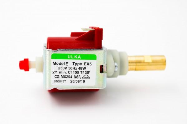 Ulka Vibrationspumpe EX5 230 V, 50 Hz, 48 W