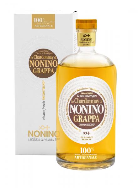 Nonino Monovitigno® Chardonnay in Barriques 12 Monate 41 % Vol. Alk