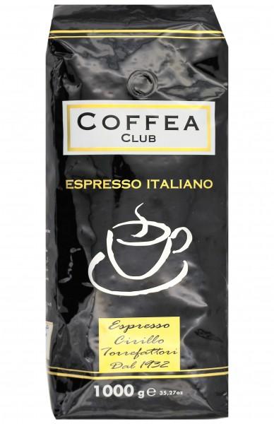 Coffea Nero Puro ganze Bohnen