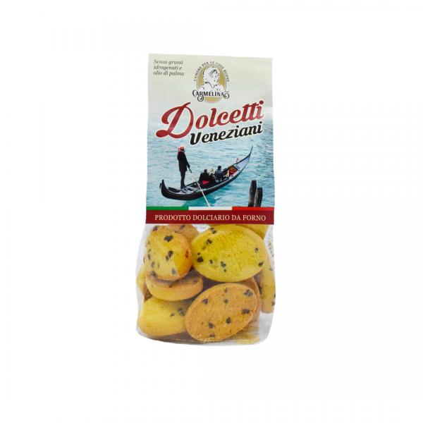 Carmelina Palmisano Dolcetti Veneziani ZALETTI Cioccolato
