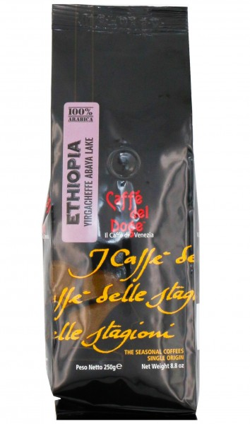 Caffè del Doge Äthiopien Monoarabica ganze Bohnen