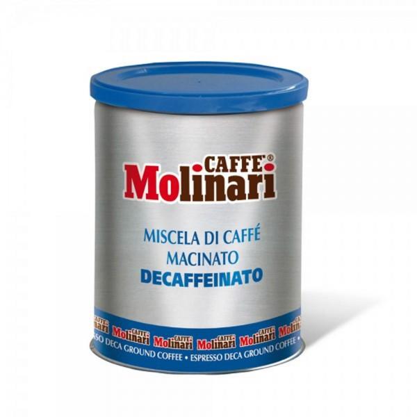 Caffe Molinari ohne Koffein gemahlen