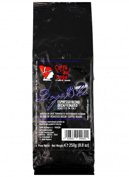 Caffè del Doge Blu ohne Koffein ganze Bohnen