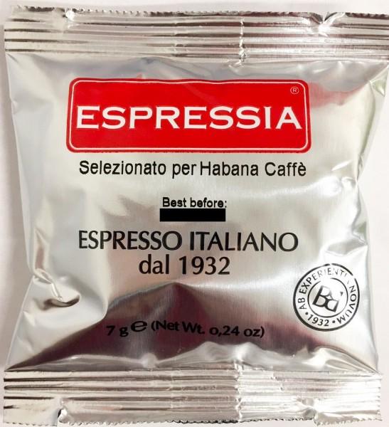Espressia selezionato per Habana Caffè 150 ESE Pads