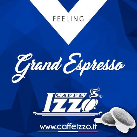 Izzo Grand Espresso 150 ESE Feeling Pads
