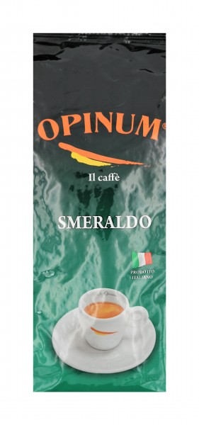 Opinum Smeraldo Miscela Bar ganze Bohnen