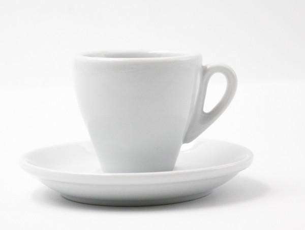 Nuova Point Espressotasse MILANO weiß 65 ml