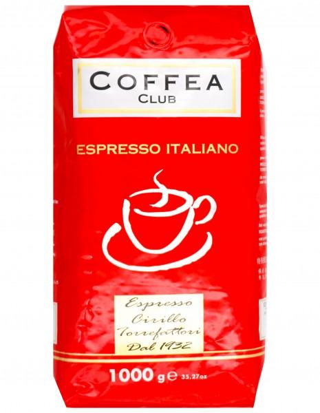 Coffea Rosso Perfetto ganze Bohnen