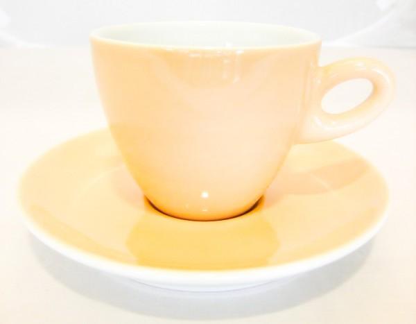 Walküre Cappuccinotasse apricot 180 ml