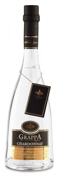 Zanin Grappa Chardonnay Bianco Alk. 40% Vol.