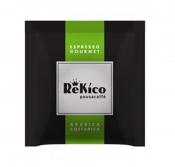 ReKico 100 % Arabica Costarica 25 ESE Pads