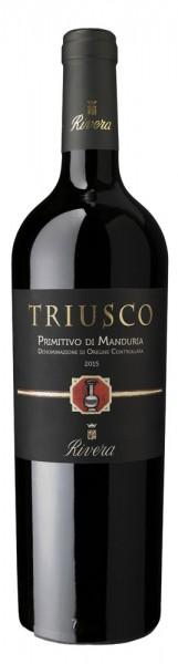 Rivera Triusco Primitivo Puglia I.G.T. Alk. 14% Vol.