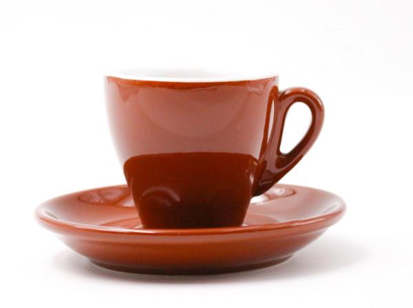 Nuova Point Espressotasse MILANO braun 65 ml