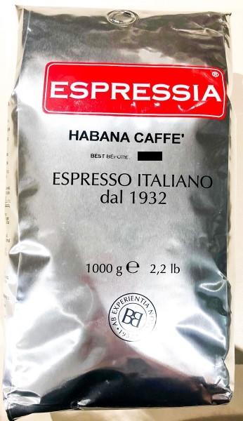 Espressia Habana Caffè ganze Bohnen