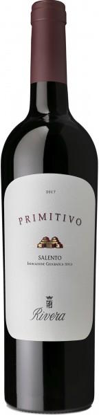 Rivera Primitivo Salento I.G.T. Alk. 13,5 % Vol.
