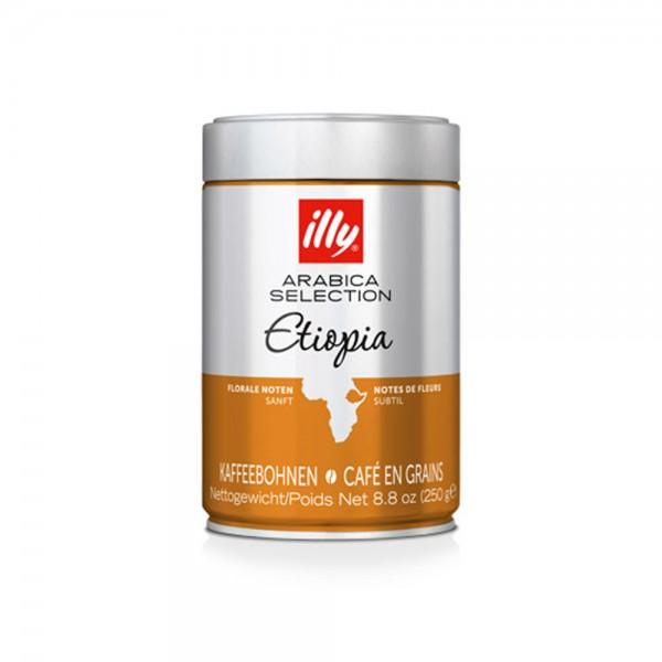 illy Bohnen Selection Äthiopien