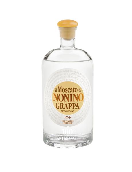 Nonino Monovitigno® il Moscato Alk. 41% Vol.