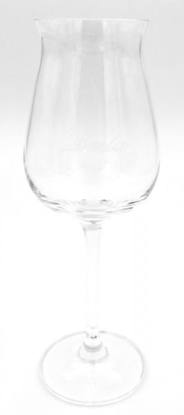 Berta Degustationsglas Grappa Glas für junge Grappa und Destillate