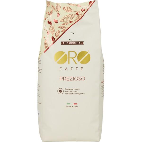 ORO Caffè geröstete Kaffeebohnen PREZIOSO