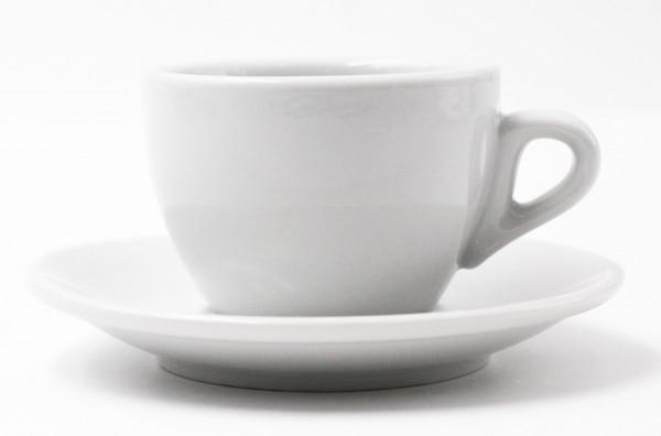 Nuova Point Kaffeetasse PALERMO weiß 170 ml
