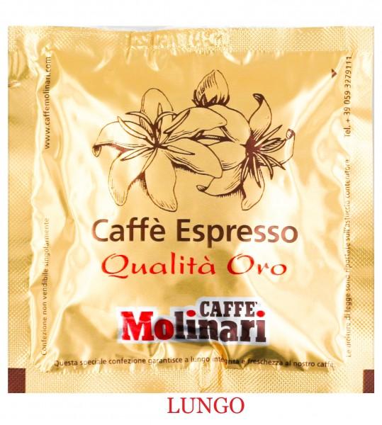 Caffè Molinari Oro 150 ESE Pads Caffè Lungo