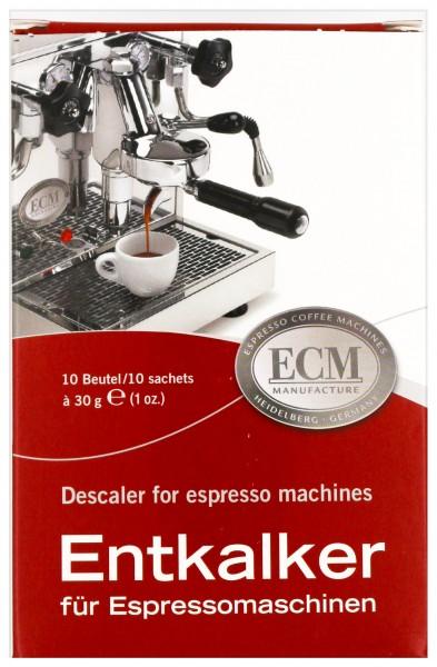 ECM spezial Entkalkungspulver für Espresso-Siebträgermaschinen