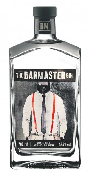 The Barmaster Gin Alk. 42,9% Vol.