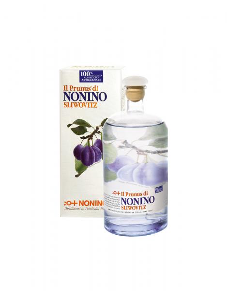 FRUT® Prunus Nonino Sliwovitz Obstbrand Alk. 43% Vol.