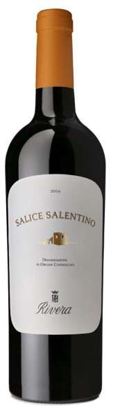 Rivera Salice Salentino D.O.C. Alk. 13 % Vol.