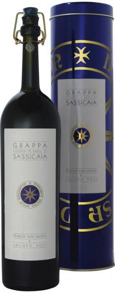 Jacopo Poli Sassicaia Alk. 40% Vol.