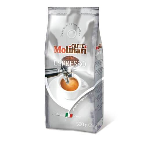 Caffe Molinari Platino ganze Bohnen