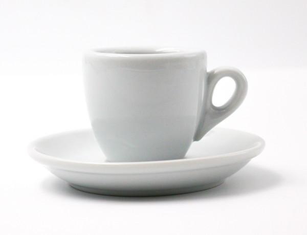 Nuova Point Espressotasse PALERMO weiß 56 ml