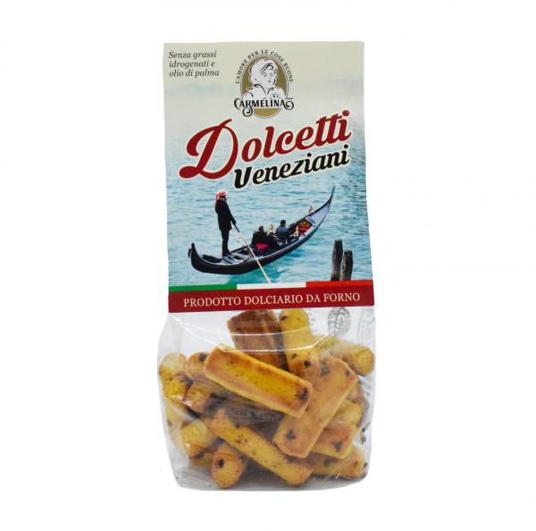 Carmelina Palmisano Dolcetti Veneziani BRICOLE Cioccolato
