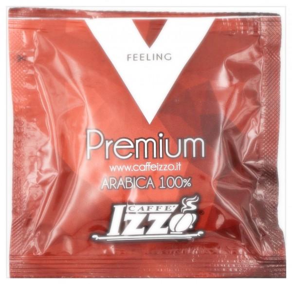 Izzo Premium 150 ESE Pads 100 % Arabica