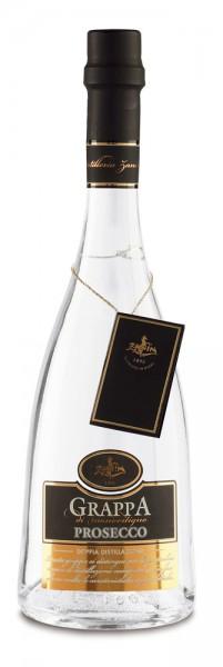 Zanin Grappa Prosecco Bianco Alk. 40% Vol.