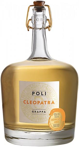 Poli Cleopatra Moscato Oro Alk. 40 % Vol.