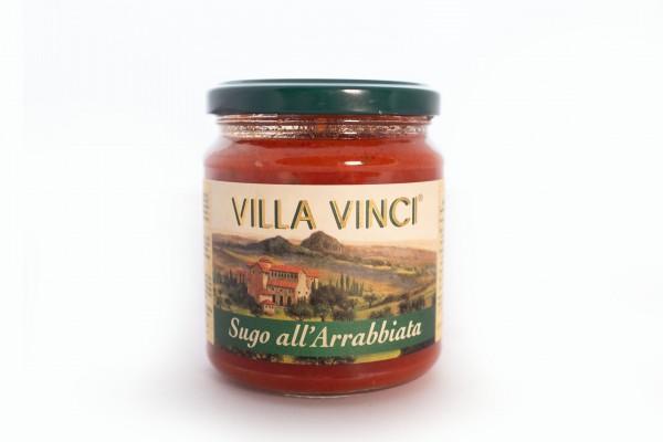 VILLA VINCI Tomatensoße pikant all' Arrabbiata