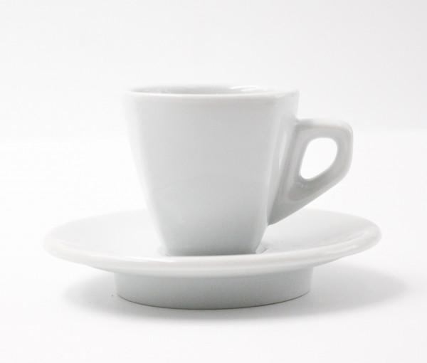 Nuova Point Espressotasse ASTI weiß 56 ml
