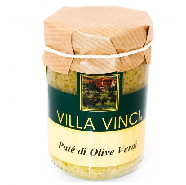 VILLA VINCI Patè grüne Oliven