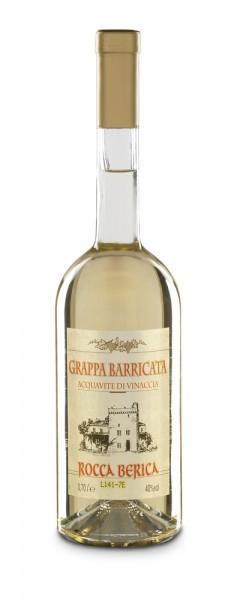 Zanin Grappa Rocca Berica Riserva Alk. 40% Vol.