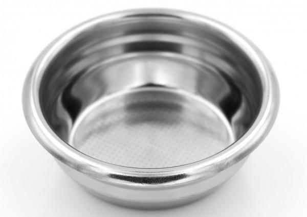 Brühsieb für Filterträger 2 - Tassen Siebeinsatz für 14 gr. Kaffeemehl