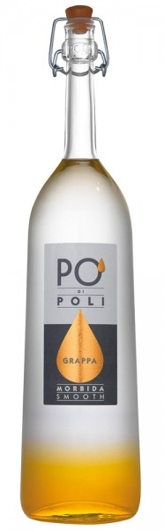 Poli Po' Morbida Moscato Alk. 40% Vol.