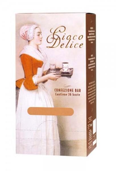 Caffe Molinari Trinkschokolade Cioco Delice Kakao 36 Portionen