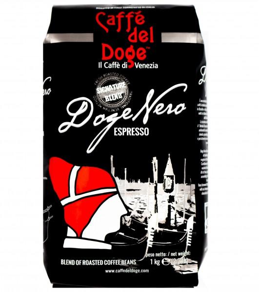Caffè del Doge Nero ganze Bohnen