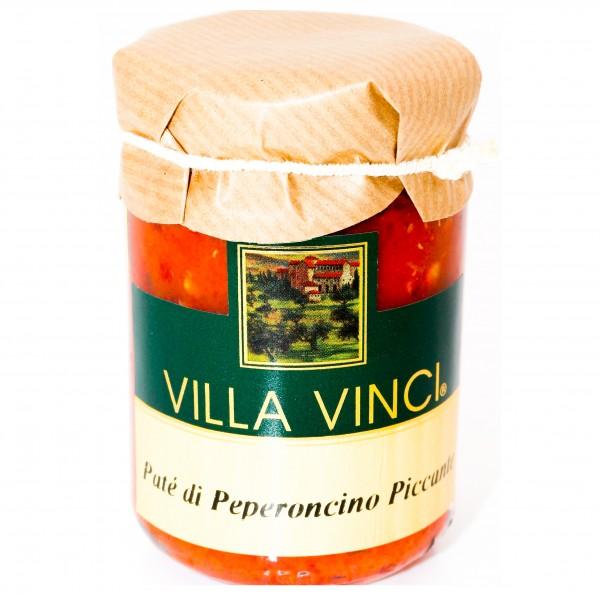 VILLA VINCI Patè Peperoncino - sehr pikant