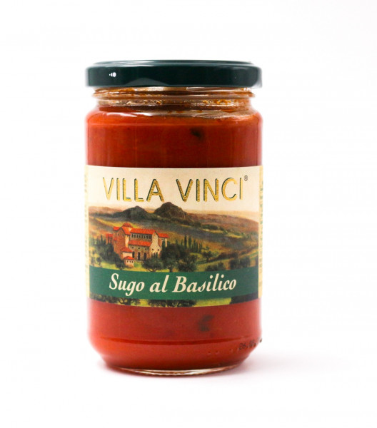 VILLA VINCI Tomatensoße mit Basilikum