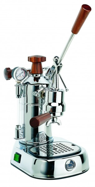 La Pavoni Professionale PLH Holz Handhebelmaschine