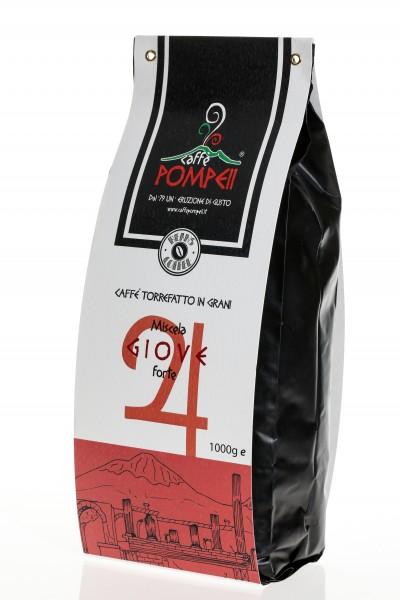 Caffè Pompeii Giove ganze Bohnen