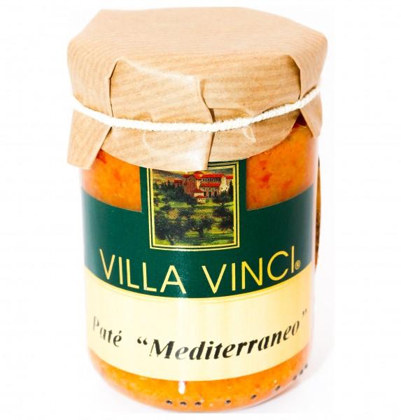 VILLA VINCI Patè Mediterraneo
